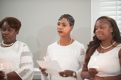 100 Blackwomen Queen City Chapter Induction Ceremony 9-15-17 by Jon Strayhorn