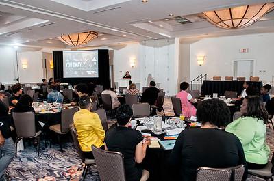 100 Black Women Symposium on the Status of Black Women and Girls @ Crowne Plaza 5-6-18 by Jon Strayhorn