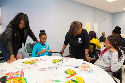 National Coalition of 100 Black Women @ Carole Hoefener Center 3-16-19 by Jon Strayhorn