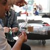Urban Studies Greenmapping Workshop<br /> Held at Parsons School Of Design<br /> New York City, USA - 10.08.10<br /> Credit: Jonathan Grassi