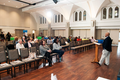 Mayor's Mentor Alliance - Mentor 101 Training-Agency Mentor Speed Networking @ Covenant Presbyterian Church 1-25-17 by Jon Strayhorn