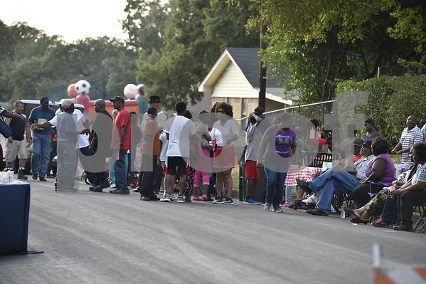 Texans Against Crime Block Parties