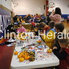 Camanche residents gathered to celebrate fall and family fun at the Camanche Fall Festival Saturday. Persistent showers didn't stop residents from coming out and having a great time at the new event. • Natalie Conrad/Clinton Herald