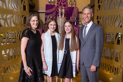 10-14-17 Annie & Sophie Bat Mitzvah-133