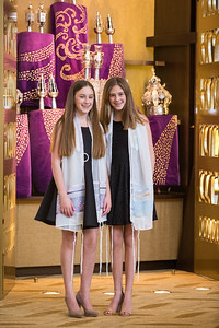 10-14-17 Annie & Sophie Bat Mitzvah-112