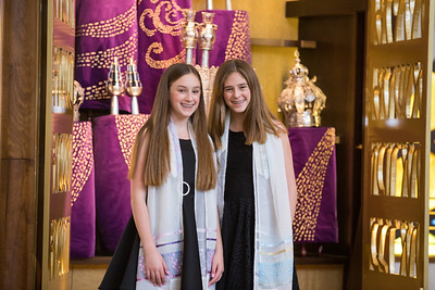 10-14-17 Annie & Sophie Bat Mitzvah-111