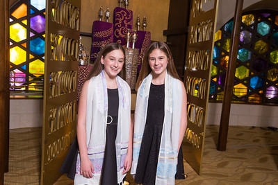 10-14-17 Annie & Sophie Bat Mitzvah-110