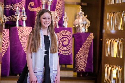 Annie and Sophie sde Miami Beach Temple Beth Shalom Mitzvah (101 of 30)