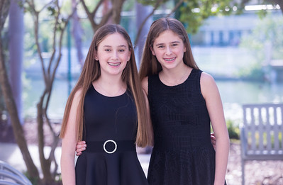 Annie and Sophie sde Miami Beach Temple Beth Shalom Mitzvah (120 of 30)