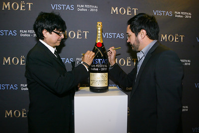 Armando Lichtenberger and Oscar De La Rosa 2010 Photo by Jerry McClure