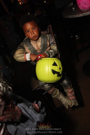 10.28.17 Kids Safe Halloween Party @ The Alley Newport News VA