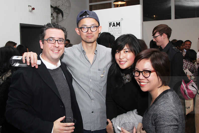 Launch of FAM (Filipino American Museum)