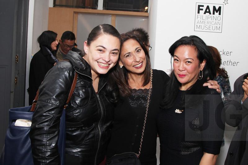 Launch of FAM (Filipino American Museum)
