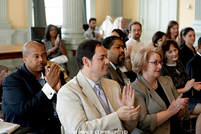 The 10th Commonwealth Seminar graduation ceremony on May 10, 2007.  Photographs by Marilyn Humphries.  Watermarks will not appear on prints or other products.