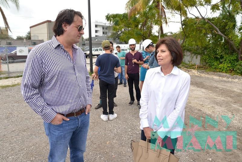 Aaron Glickman, Deborah Scholl