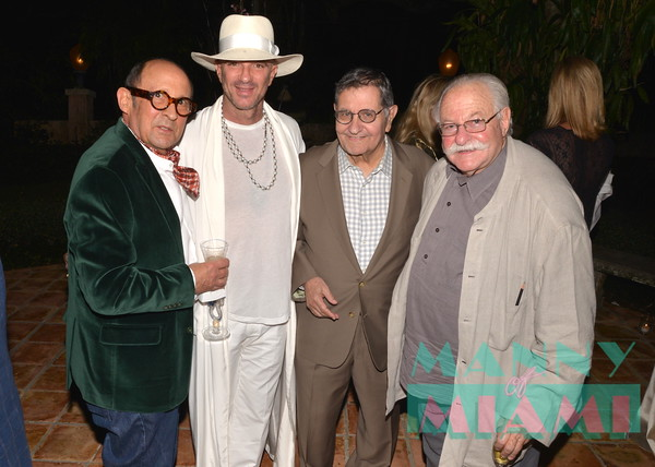 11-18-16-- Just a Cocktail Party at the home of Marvin Ross Friedman