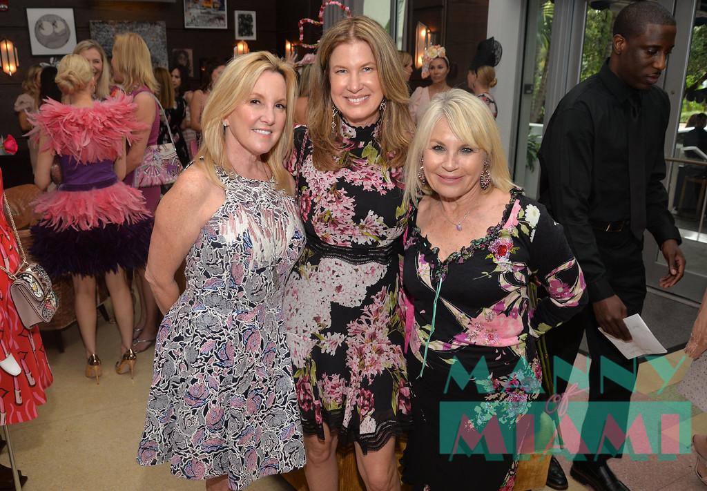 Jill Powell, Dana Shear, Judith Temple