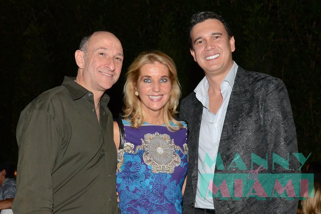 Alex Tachmes, Tina Carlo, Tagir Saydkhuzhin