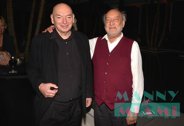 11-27-16 - Gaetano Pesce event at the Setai