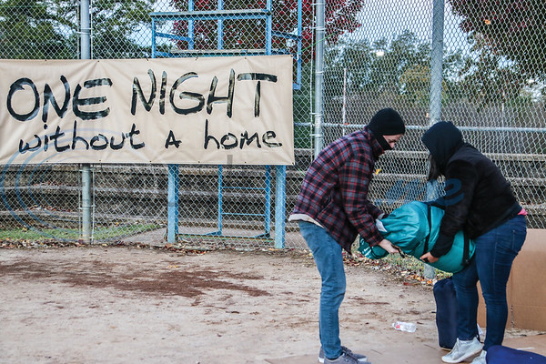 One Night Without a Home