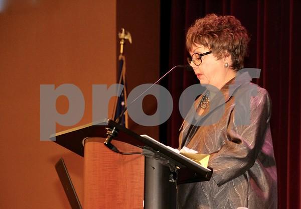 Nancy Lamar, Chair-Elect Women's Fund Board of Directors