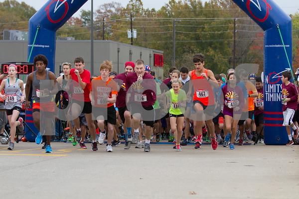 A record number of runners particiapted in the 13th Auunual Tyler Trukey Trot on Thursday November 26, 2015, The event benefited both Meals on Wheels Ministry and Refuge of light. / photo by John Murphy record number of runners particiapted in the 13th Auunual Tyler Trukey Trot on Thursday November 26, 2015, The event benefited both Meals on Wheels Ministry and Refuge of light. / photo by John Murphy