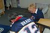134 Kandi and David Super Bowl Gathering