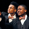 John P. Cleary |  The Herald Bulletin<br /> Distinguished Gentlemen of Spoken Word were the guest speakers/performers for the 37th annual Anderson city-wide Dr. Martin Luther King, Jr. Celebration.