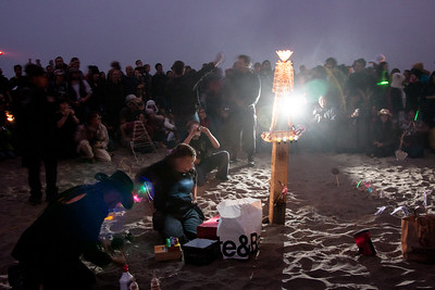 1/16 Burning Man