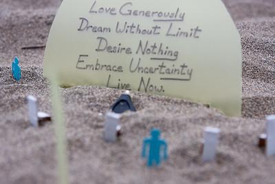 1/16 Burning Man