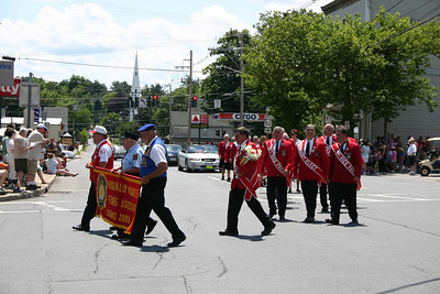 119th Annual HVVFA Parade in Ellenville NY - June 21, 2008