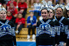 12-10-11 North Pole Cheer Varsity Lincoln-Way East HS :