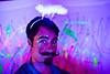 Artsgiving Blacklight Photo Booth Dec 10th 2014 Salt Lake City.