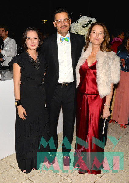 Viviane Pfiffer, David Castillo, Leilani Lynch