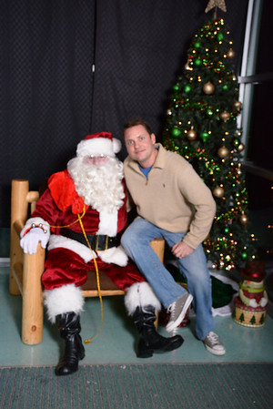 12-21-2013 Santa at The ARC
