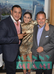 12-28-16 - Raul and Mily De Molina Celebrate Art Basel in Key Biscayne