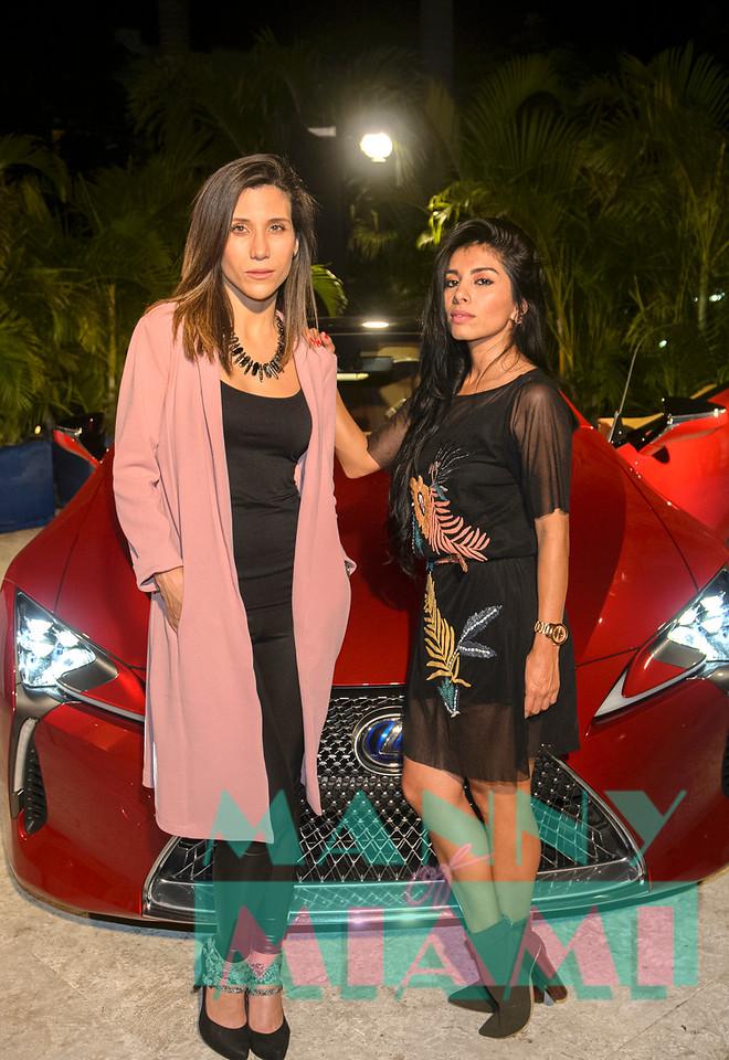 Lexus During Art Basel at the Miami Beach Women's Club