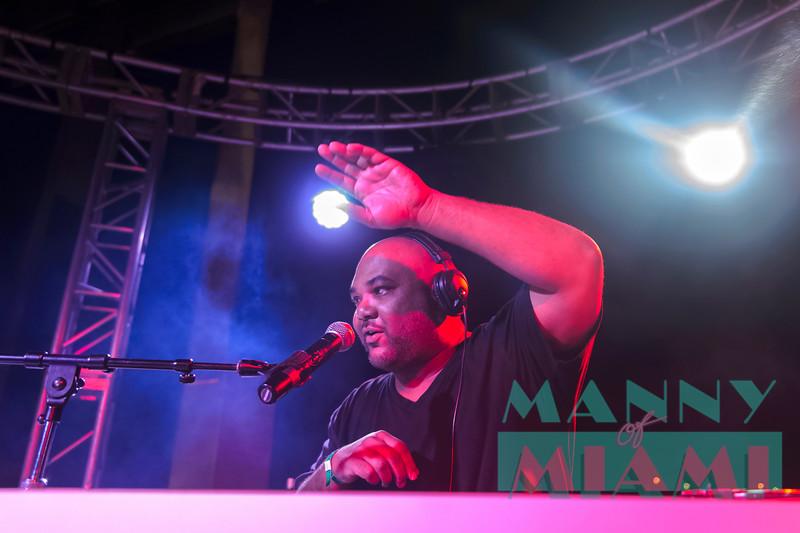 Perez Art Museum Miami celebrates Miami Art Week with DJ Maseo, Young Paris, Holly Hunt and Aja Monet