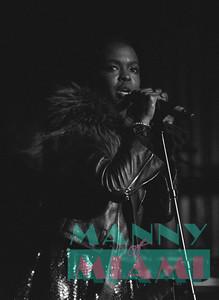 12-9-16 - Lauryn Hill at the Fillmore Miami Beach