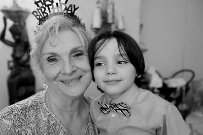 12 February 2017 Zaida Birthday-80th