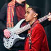 John P. Cleary | The Herald Bulletin<br /> The A-Town Trio provided the music for the annual Anderson city-wide celebration of Dr. Martin Luther King Jr.