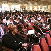 John P. Cleary | The Herald Bulletin<br /> A large crowd gathered for the annual Anderson city-wide celebration of Dr. Martin Luther King Jr. at the Paramount Theatre.