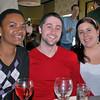 The smiling PEN group ~ Georgia, Mark & Meg