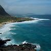 East Oahu looking toward the Oceanic Institute