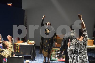 12/29/16 Kwanzaa Celebration At Tyler Library by Kevin Hampton