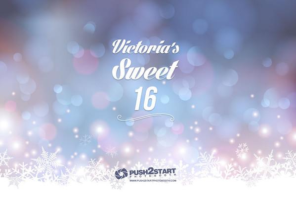 1/24/2014 - Victoria's 16th Birthday