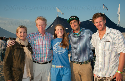 Opera House Cup Awards Party, Race Week, Nantucket, MA August 17, 2014