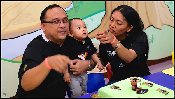 Moez's First Birthday Great Eastern Mall, 15th March 2014