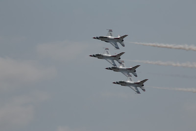 Rolling thunderbirds