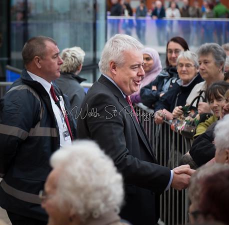 Friars Walk opening day - Newport - 12/11/2015 - Photographer: Simon Latham